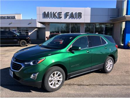 2019 Chevrolet Equinox 1LT (Stk: 21063A) in Smiths Falls - Image 1 of 16