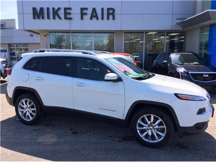 2016 Jeep Cherokee Limited (Stk: 21212A) in Smiths Falls - Image 1 of 15