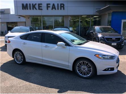 2014 Ford Fusion SE (Stk: 21244A) in Smiths Falls - Image 1 of 14