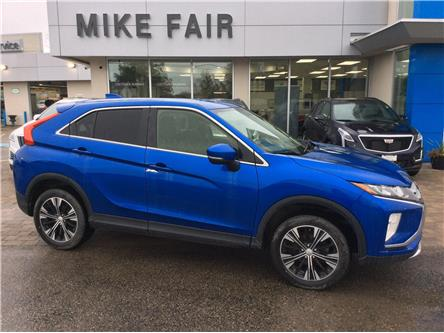 2018 Mitsubishi Eclipse Cross ES (Stk: 21323A) in Smiths Falls - Image 1 of 6