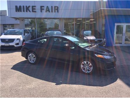 2015 Honda Civic LX (Stk: 21304C) in Smiths Falls - Image 1 of 14