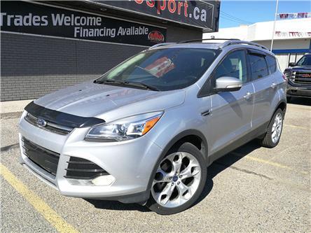 2013 Ford Escape Titanium (Stk: PP1043) in Saskatoon - Image 1 of 21