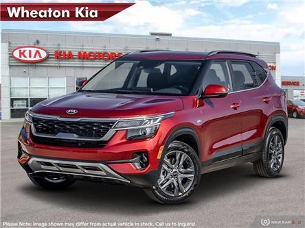 2022 Kia Seltos EX (Stk: N60888) in Regina - Image 1 of 24