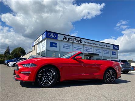 2019 Ford Mustang EcoBoost Premium (Stk: 19-93665) in Brampton - Image 1 of 20