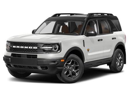 2021 Ford Bronco Sport Badlands (Stk: BR27958) in Tilbury - Image 1 of 9