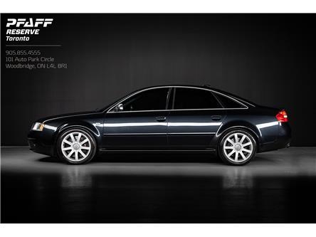 2003 Audi RS6  (Stk: JV001) in Woodbridge - Image 1 of 20