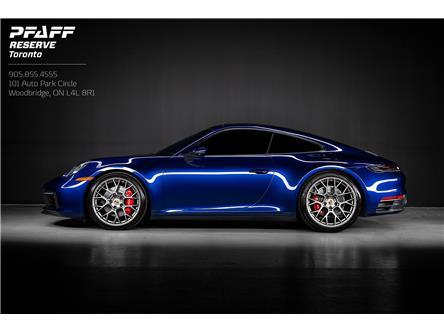 2020 Porsche 911 Carrera 4S (Stk: ) in Woodbridge - Image 1 of 20
