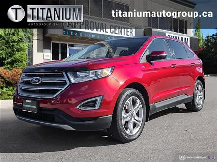 2018 Ford Edge Titanium (Stk: C33931) in Langley Twp - Image 1 of 22