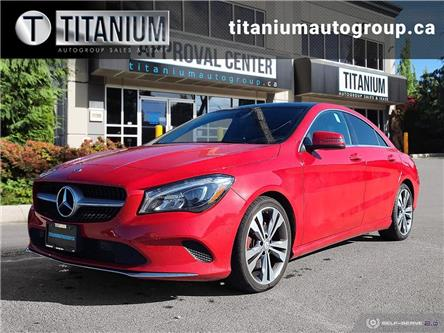 2018 Mercedes-Benz CLA 250 Base (Stk: 560047) in Langley Twp - Image 1 of 18