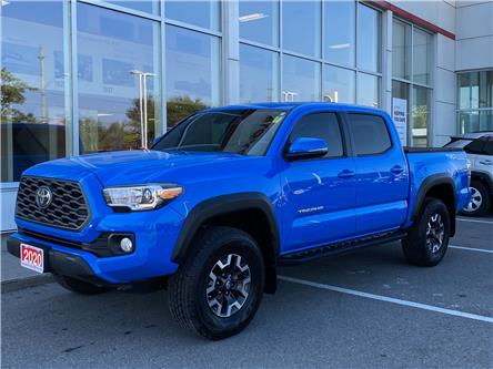 2020 Toyota Tacoma Base (Stk: W5440A) in Cobourg - Image 1 of 28