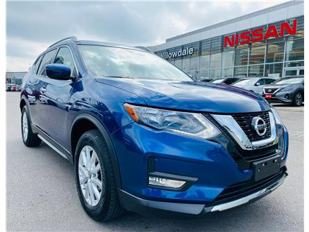 2017 Nissan Rogue SV (Stk: N2025A) in Thornhill - Image 1 of 20