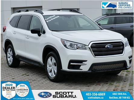 2019 Subaru Ascent Convenience (Stk: SS0469) in Red Deer - Image 1 of 27