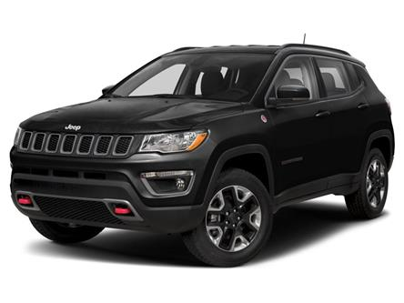 2021 Jeep Compass Trailhawk (Stk: JC2122) in Red Deer - Image 1 of 9