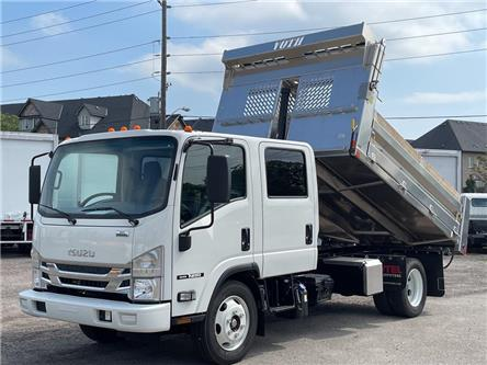 2021 Isuzu NRR New 2021 Isuzu NRR Diesel Crew-Cab Dump (Stk: DTI21100) in Toronto - Image 1 of 21