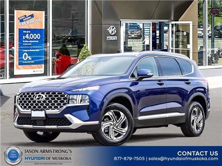 2022 Hyundai Santa Fe Preferred (Stk: 122-081) in Huntsville - Image 1 of 23