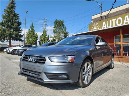 2013 Audi A4  (Stk: 142551) in SCARBOROUGH - Image 1 of 30
