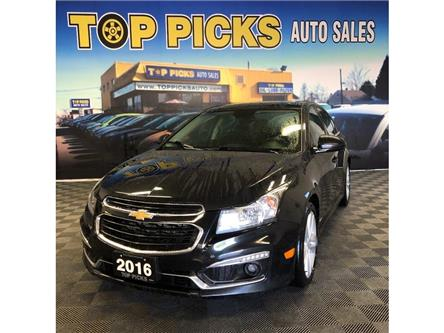 2016 Chevrolet Cruze Limited 2LT (Stk: 146533) in NORTH BAY - Image 1 of 28