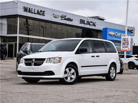 2017 Dodge Grand Caravan 4dr Wgn Canada Value Package, STO N GO, CRUISE (Stk: 398793A) in Milton - Image 1 of 25