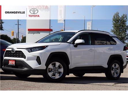 2019 Toyota RAV4 LE (Stk: CP5328) in Orangeville - Image 1 of 18