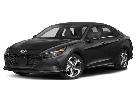 2022 Hyundai Elantra HEV Preferred (Stk: S22171) in Ottawa - Image 1 of 9