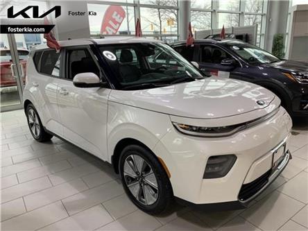 2020 Kia Soul EV EV Limited (Stk: 2011241) in Toronto - Image 1 of 9