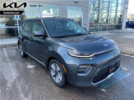 2021 Kia Soul EV EV Limited (Stk: 2111451) in Toronto - Image 1 of 8
