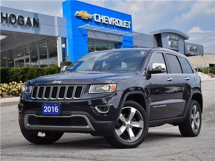2016 Jeep Grand Cherokee Limited (Stk: A452484) in Scarborough - Image 1 of 30