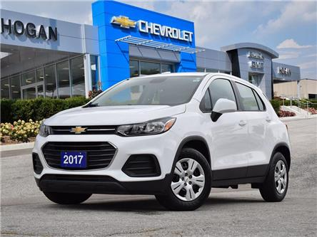 2017 Chevrolet Trax LS (Stk: A290256) in Scarborough - Image 1 of 27
