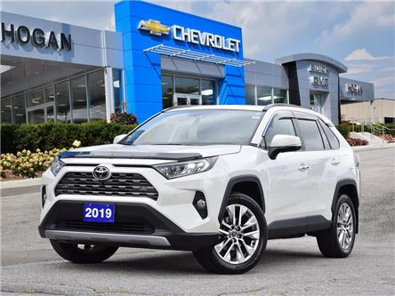 2019 Toyota RAV4 Limited (Stk: WU011108) in Scarborough - Image 1 of 29