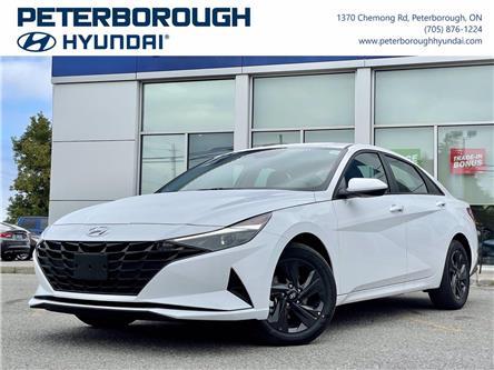 2022 Hyundai Elantra HEV Preferred (Stk: H13119) in Peterborough - Image 1 of 30