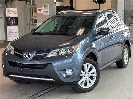 2014 Toyota RAV4 Limited (Stk: 23167A) in Kingston - Image 1 of 12