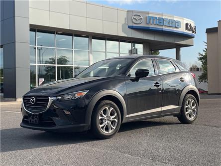 2019 Mazda CX-3 GS (Stk: 21p055) in Kingston - Image 1 of 2