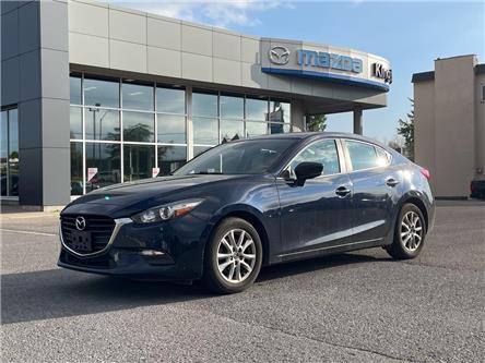 2018 Mazda Mazda3  (Stk: 21t211a) in Kingston - Image 1 of 2