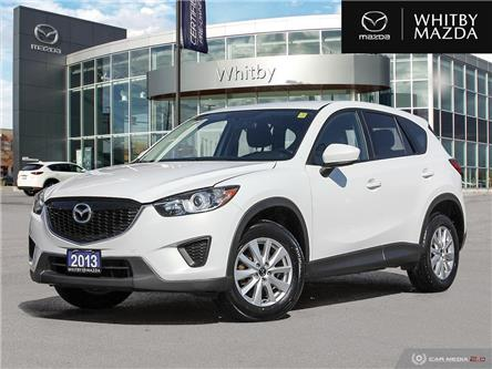 2013 Mazda CX-5 GX (Stk: 210079A) in Whitby - Image 1 of 27
