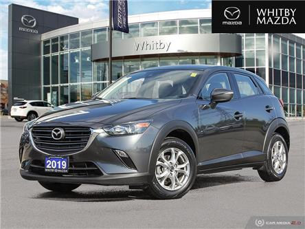2019 Mazda CX-3 GS (Stk: P17867) in Whitby - Image 1 of 27