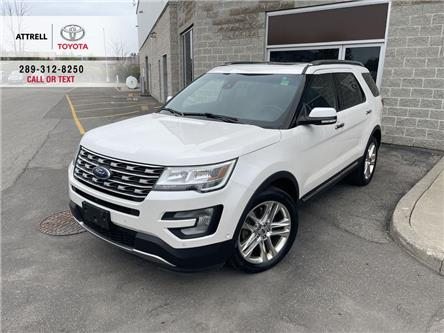 2017 Ford Explorer LIMITED (Stk: 50616A) in Brampton - Image 1 of 29