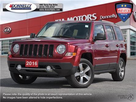 2016 Jeep Patriot Sport/North (Stk: KV405B) in Ottawa - Image 1 of 25