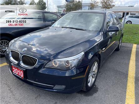 2010 BMW 5 SERIES 528I XDRIVE (Stk: 50159B) in Brampton - Image 1 of 8