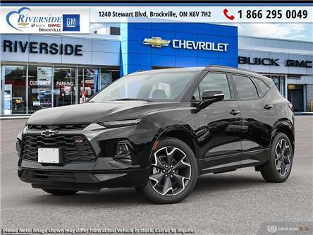 2021 Chevrolet Blazer RS (Stk: 21-367) in Brockville - Image 1 of 14