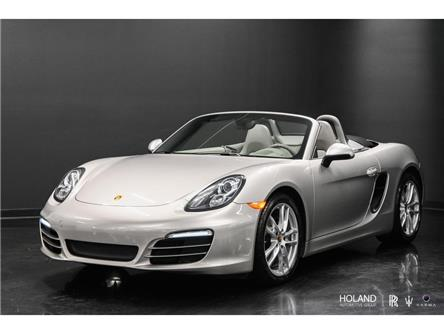 2013 Porsche Boxster Roadster (Stk: P0944) in Montreal - Image 1 of 30