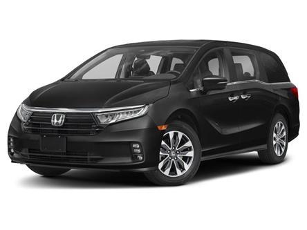 2022 Honda Odyssey EX-L Navi (Stk: 11-22193) in Barrie - Image 1 of 9