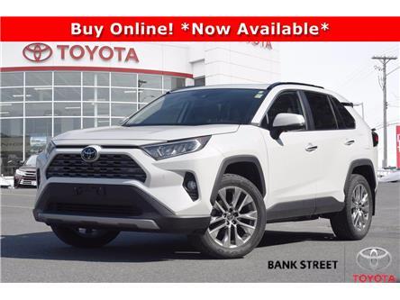 2019 Toyota RAV4 Limited (Stk: 19-29501A) in Ottawa - Image 1 of 26