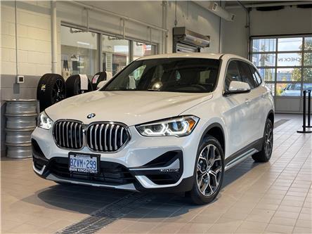 2021 BMW X1 xDrive28i (Stk: 21187) in Kingston - Image 1 of 18