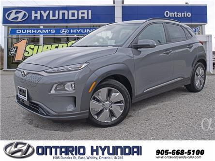 2021 Hyundai Kona EV Ultimate (Stk: 13-116549) in Whitby - Image 1 of 26