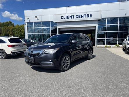 2016 Acura MDX Navigation Package (Stk: 15-P1804A) in Ottawa - Image 1 of 14