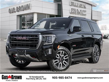 2021 GMC Yukon AT4 (Stk: R427928) in PORT PERRY - Image 1 of 23