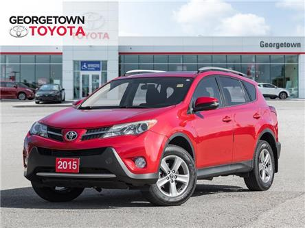 2015 Toyota RAV4 XLE (Stk: 15-13829GT) in Georgetown - Image 1 of 21