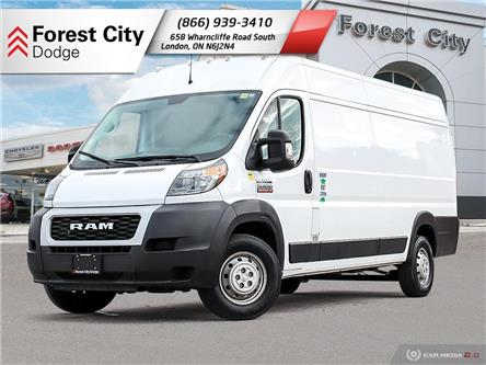 2019 RAM ProMaster 3500 High Roof (Stk: DW0166) in London - Image 1 of 30