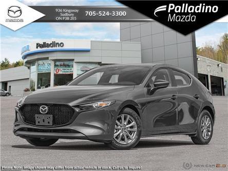 2021 Mazda Mazda3 Sport GS (Stk: 8205) in Greater Sudbury - Image 1 of 23
