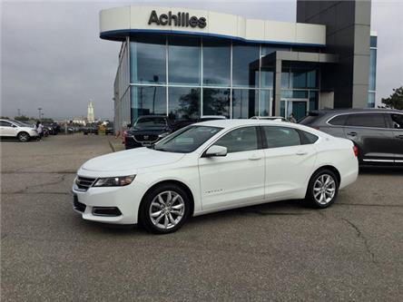 2016 Chevrolet Impala 2LT (Stk: H2438A) in Milton - Image 1 of 17